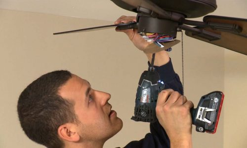 installation ceiling fan northern beaches