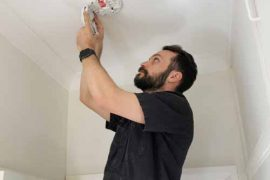 Smoke Alarm Replacement – Manly 2095
