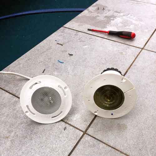 Pool lighting Installations and Repairs 1 Plateau Electrical Nicholas Paton